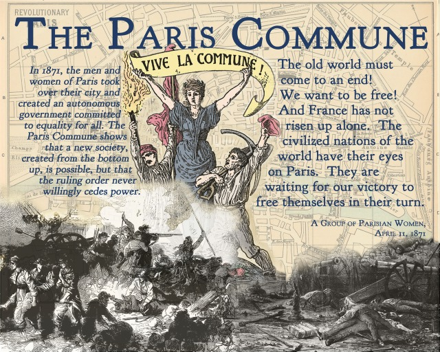 The Paris Commune_Five Finger Design